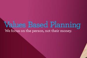 Values Based Planning