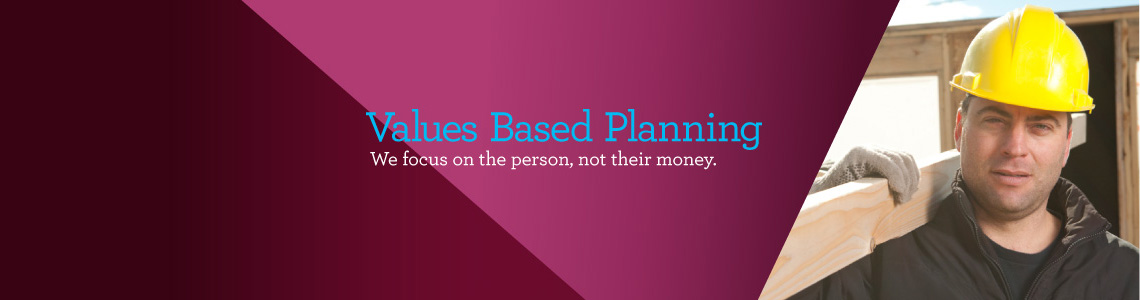 Values Based Planning