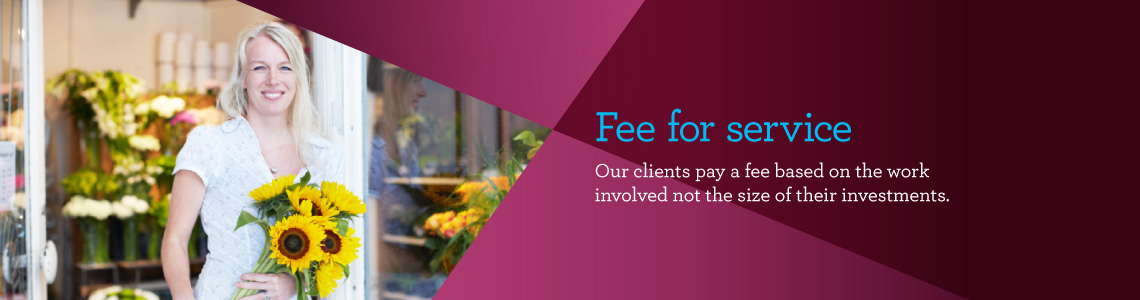 Fee for Service Financial Planner